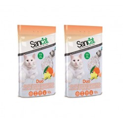 Sanicat Duo 2x10 Lt....