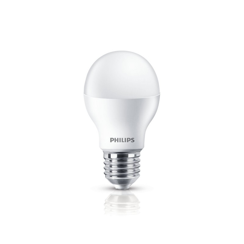 Philips Essential Led Ampul 9-60W Beyaz Işık E27 Normal Duy